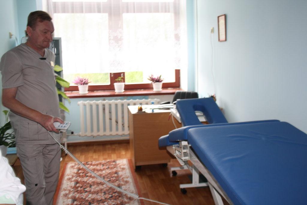 Санаторий Ветразь. Условия работы и отдыха